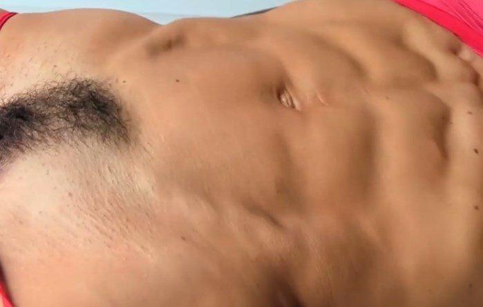 Body paint girls nude-8849