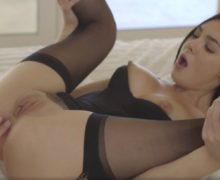 Nude fitness models – Marie fucks the photographer