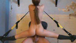 Aleska_Diamond personal_pussy_trainer – Gym porn