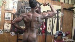 Roxanne Edwards She's Naked Ripped and Powerful – Nude fitness mdoels