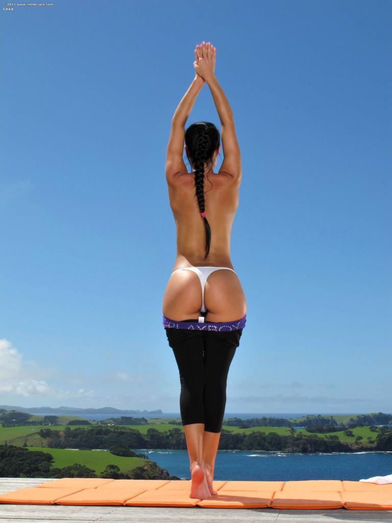 Nude yoga pornhub-5251