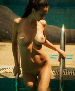 Anastasia Martzipanova Naked