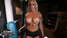 Jill the female bodybuilder