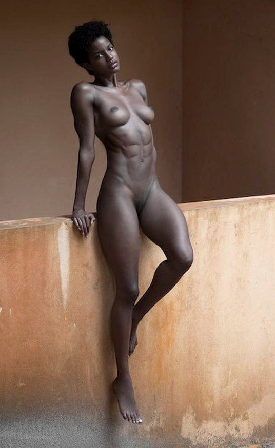 single-black-female-naked