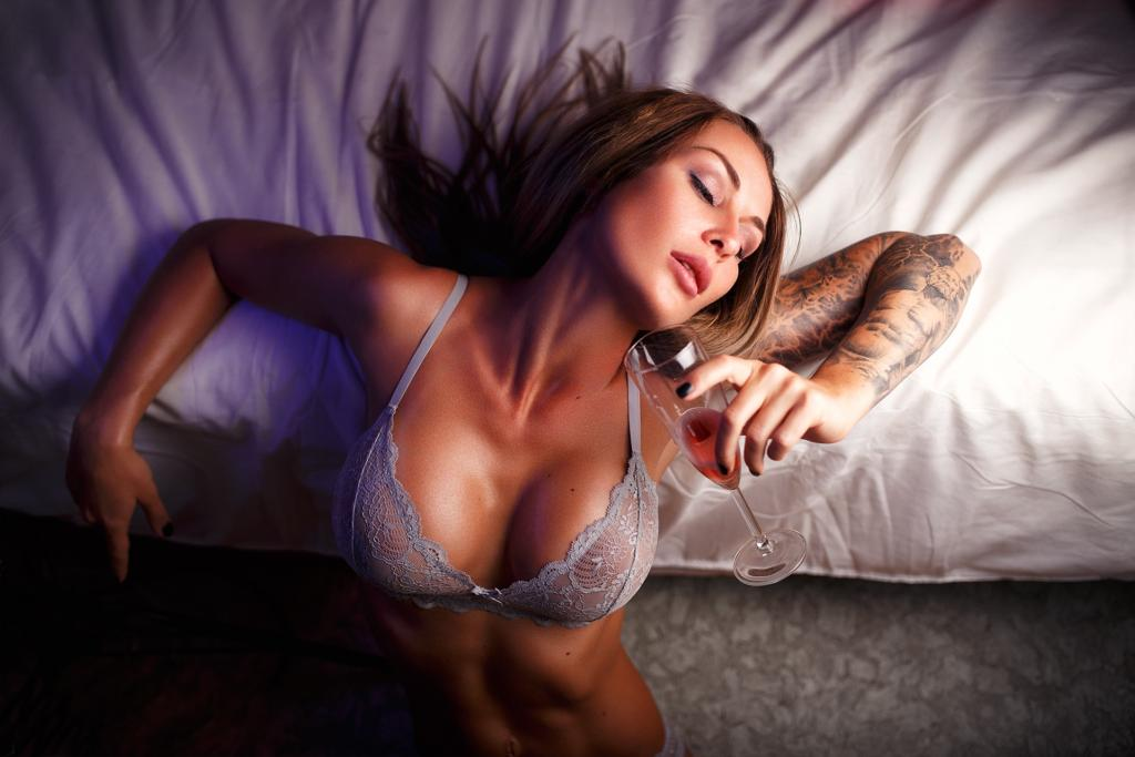 Tamila Teplitskaya nude   FitNakedGirls.com