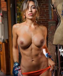 Ana Cheri nude