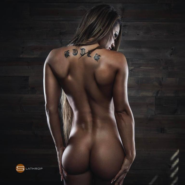 Fitness Model Julia Gilas Is Hot And Sweaty Mess Thi Anysex 1
