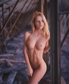 Alena Ushkova nude