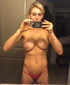 Charlotte Flair nude