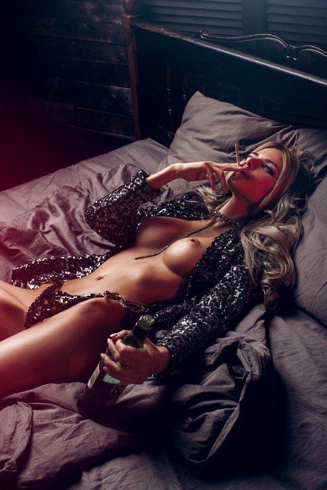 Svistunova  nackt Liza Lisa Peachy