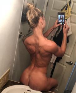 Lynsay Brown nude