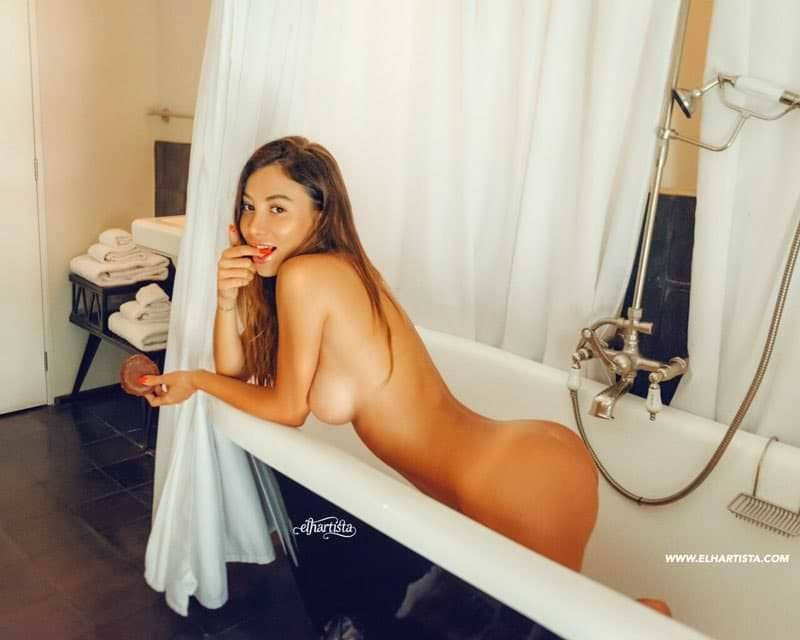 Valentina Fradegrada Nude Fitnakedgirlscom