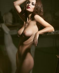Lidia Savoderova nude