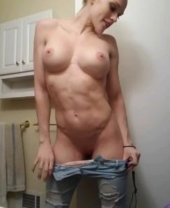 NaughtyGinger Nude & Fit