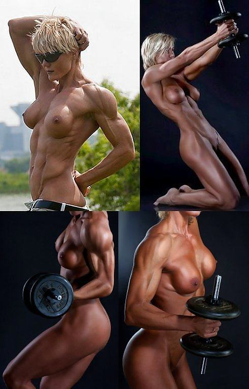 FitNakedGirls.com - Olga Kurkulina nude