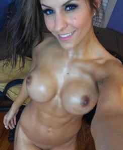 Danni Gibson aka Danni Gee nude
