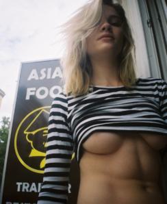 Eva Biechy nude