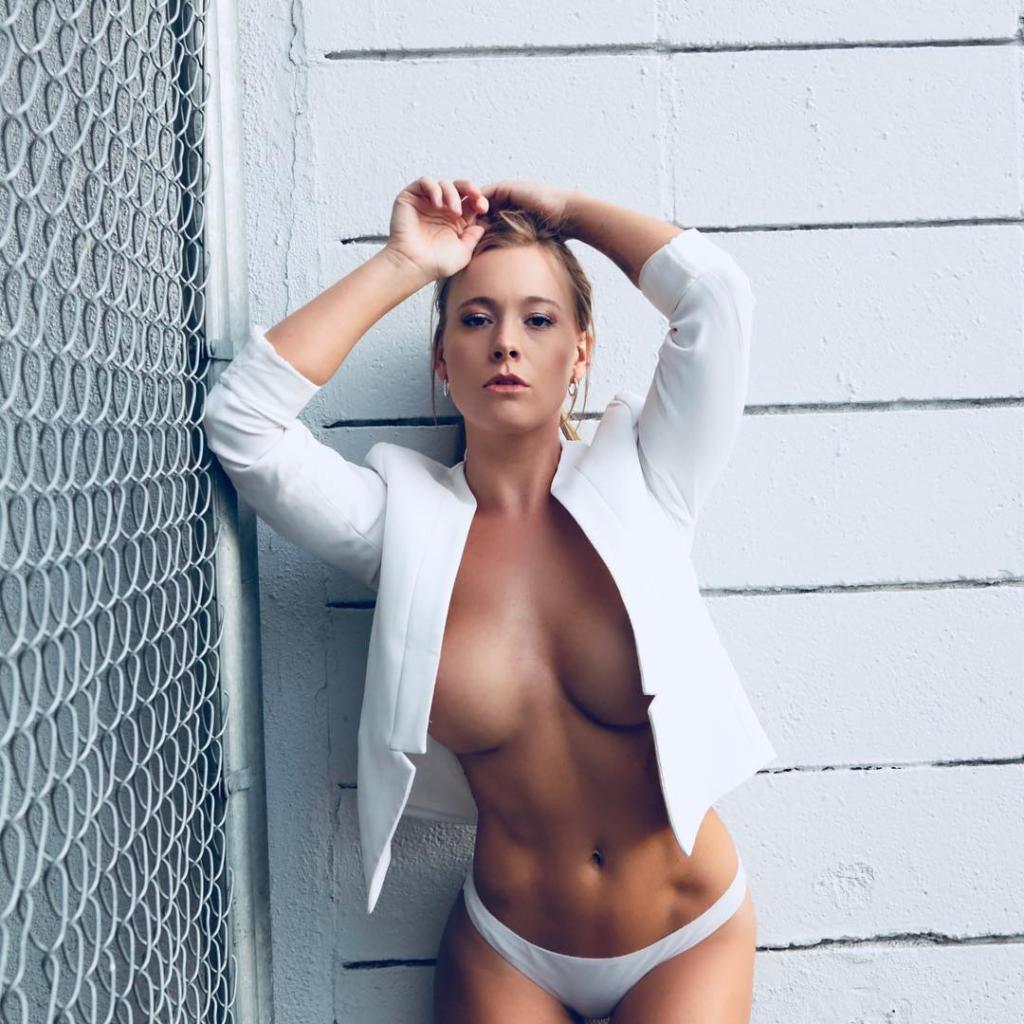 Greene nude chanelle