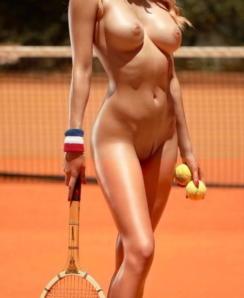 Olga De Mar nude