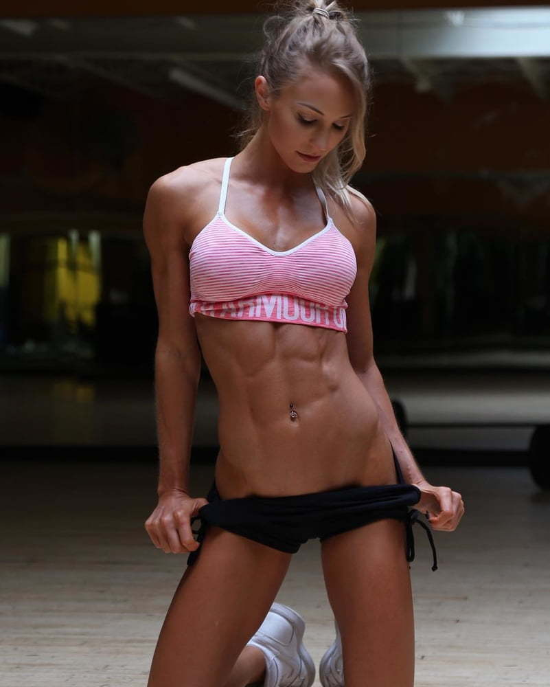 Nude Athletic Teen