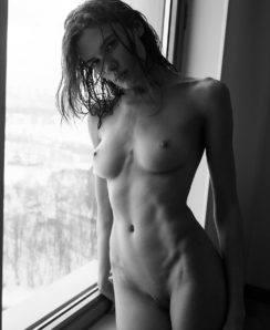Polina Grosheva nude
