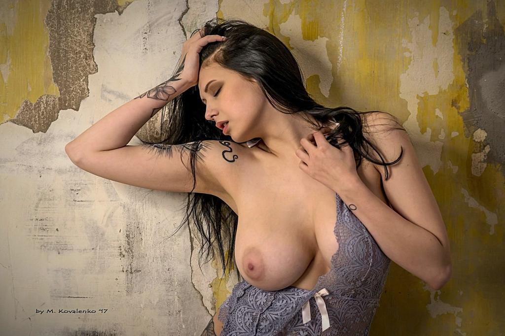 Evgenia Talanina  nackt