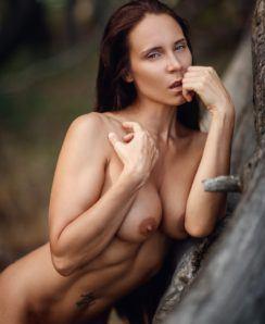 Axinya Shvyryova nude