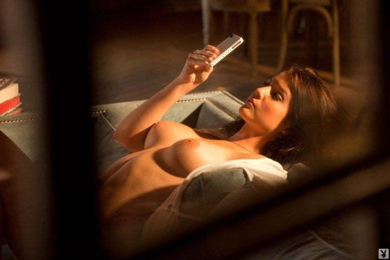Naked amanda Amanda Holden