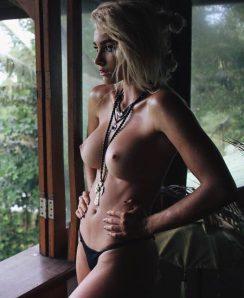 Ivy Miller nude