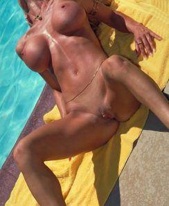 Andrea Cox nude