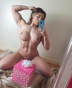Kiera Jaston nude