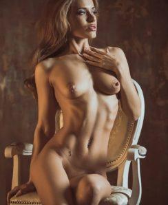 Alla Goddess nude