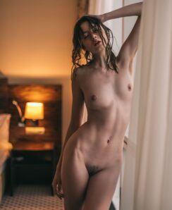 Diana Shemetova nude