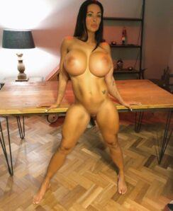 Joanna Stewart nude