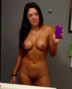 Tanea Brooks Rebel nude