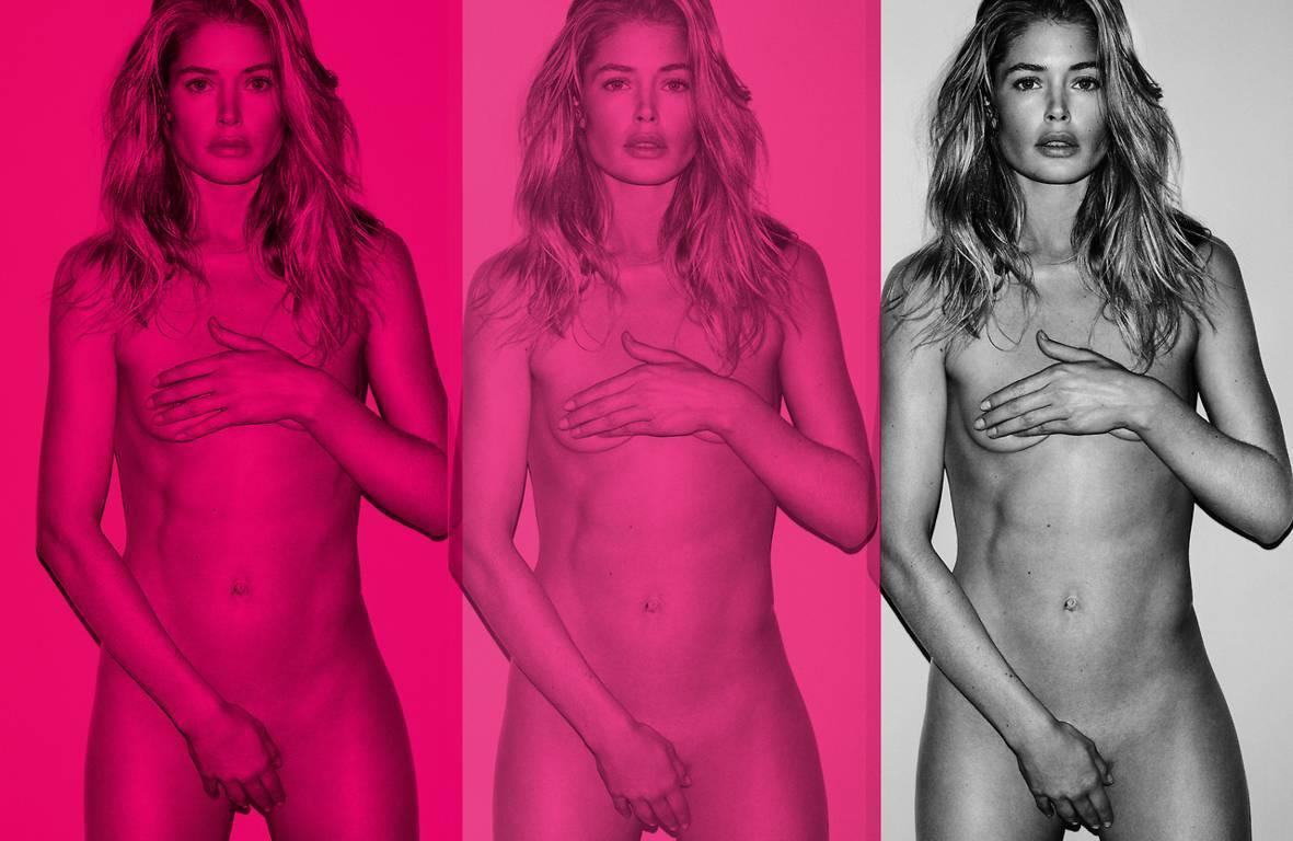 Kroes nude doutzen Dutch supermodel