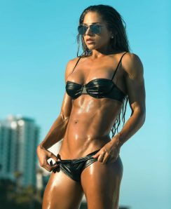 Ana Capozzoli nude