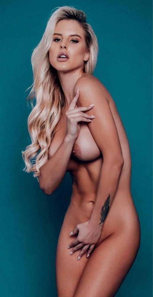 Brennah Black Nude