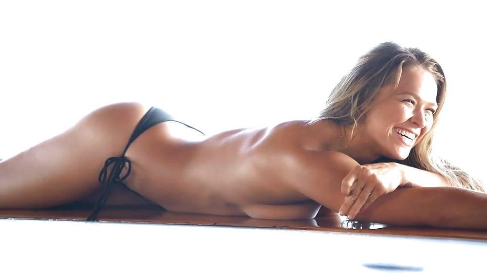 Ronda Rousey  nackt