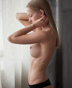 Alina Vasilyeva nude