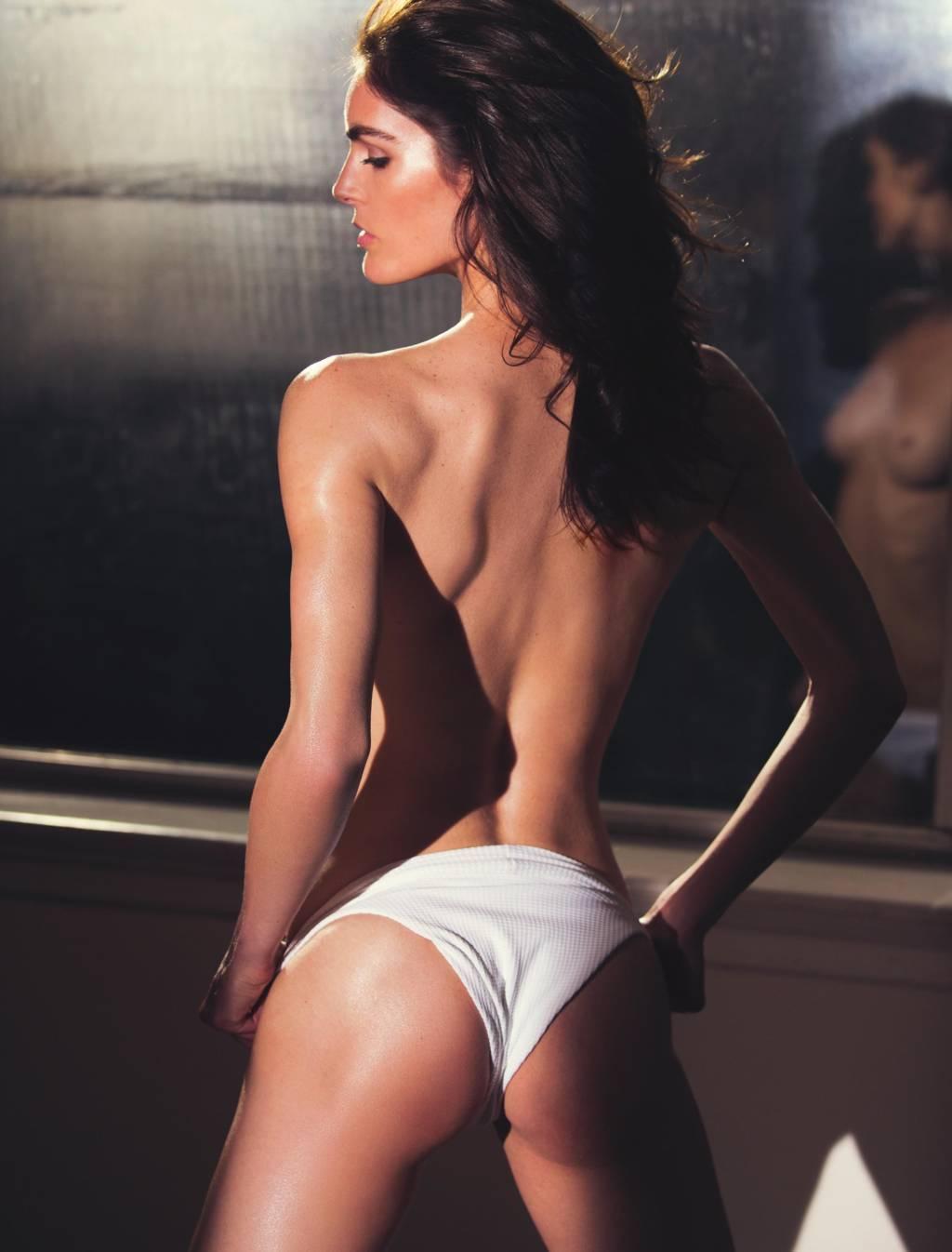 Hilary rhoda naked