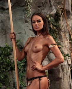 Nude Amazon Warriors Vol. 1