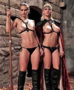 Nude Amazon Warriors Vol. 2