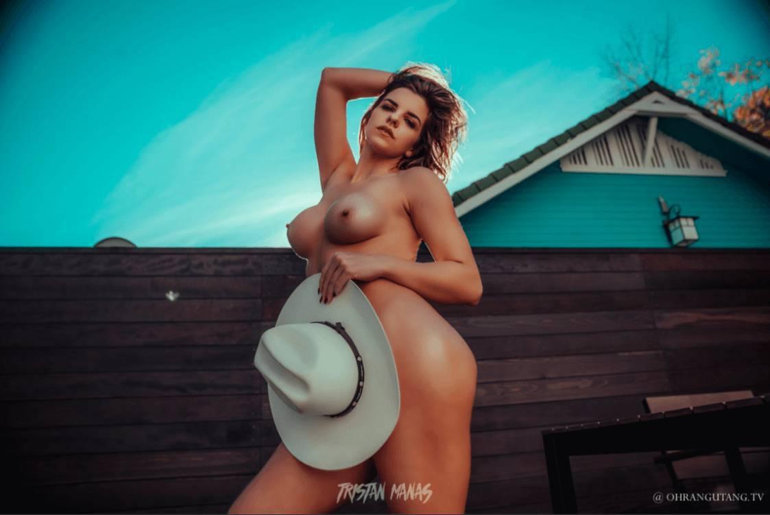 Alisha Marie  nackt