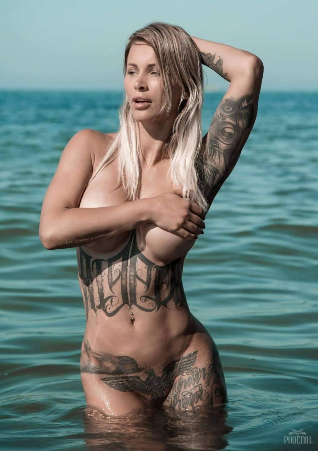 Jill hardener nackt