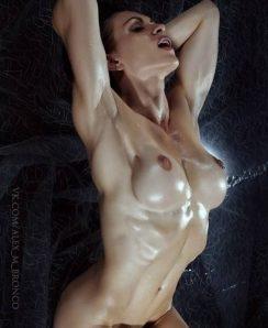Natalia Knyazeva nude