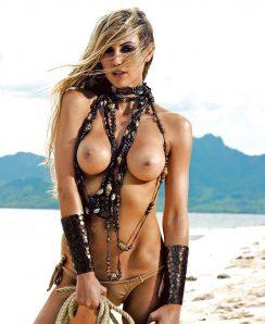 Rosanna Davison nude