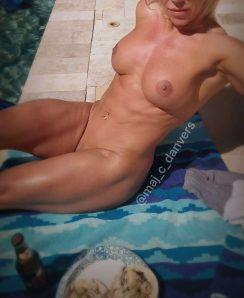 Major Carol Danvers nude
