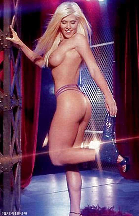 Nackt Torrie Wilson  Former WWE