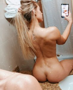 Therealbrittfit nude